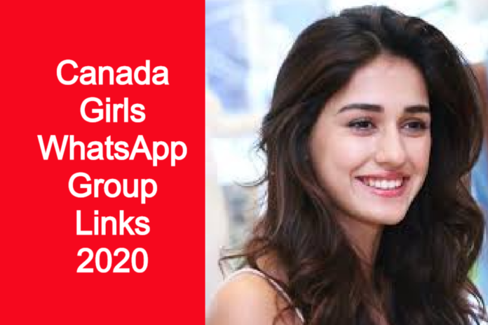 Canada Girls WhatsApp Group Links 2020
