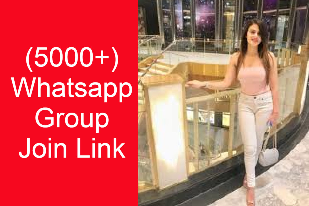 (5000+) Whatsapp Group Join Link 2020 || Indian Girls New Groups Full Update