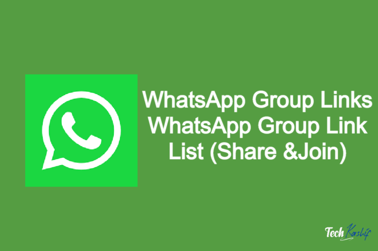 WhatsApp Group Links WhatsApp Group Link List (Share &Join)