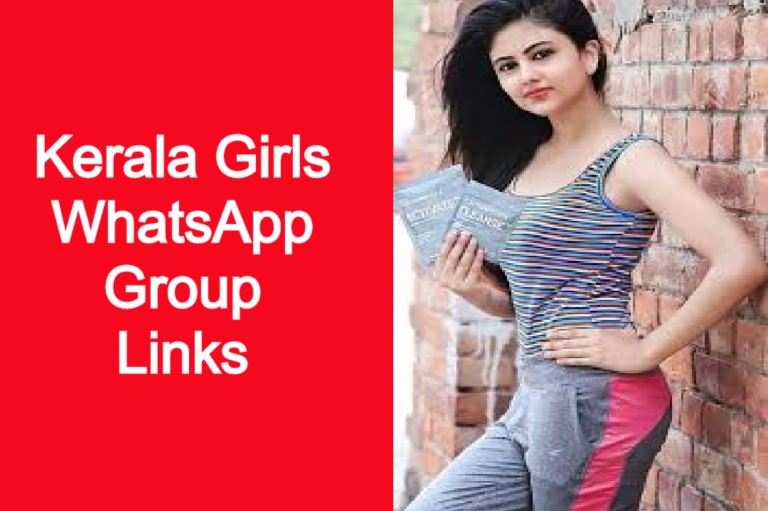 Kerala Girls WhatsApp Group Links 2020 | WhatsApp Group Links Kerala Girls |
