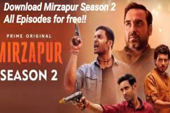 Mirzapur Season 2 Download on App or Watch Online: Cast, Plot & Other Details