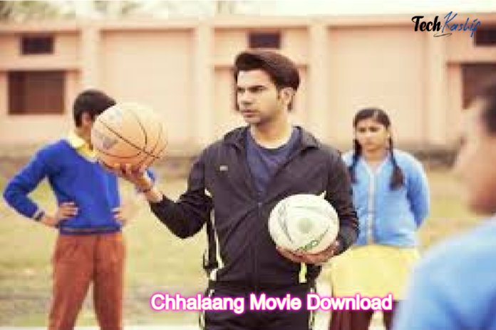 Chhalaang Movie Download: Is The Movie Available For FREE On (Telegram)?