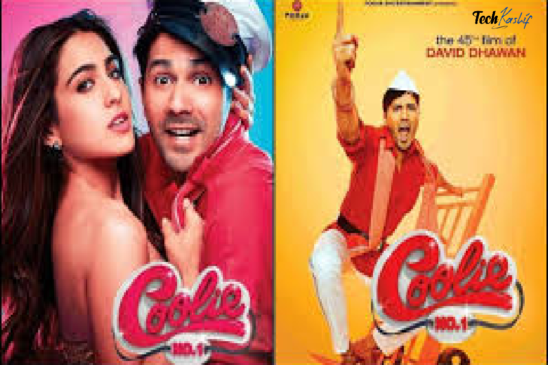 Coolie No. 1: New Poster out | Check release date, cast, plot & much more