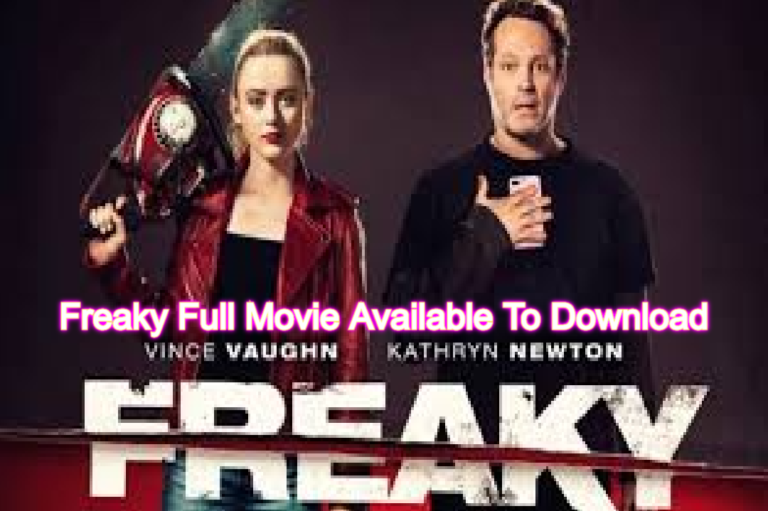 Freaky Full Movie Available To Download On Telegram? Netflix In Trouble