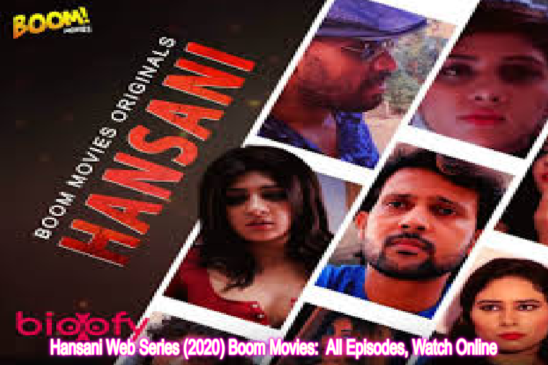 Hansani Web Series (2020) Boom Movies: Cast, All Episodes, Watch Online