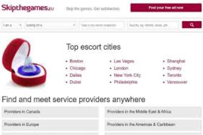 Skip The Games Adult Entertainment & Casual Encounter Website – Top Alternative Of Backpage
