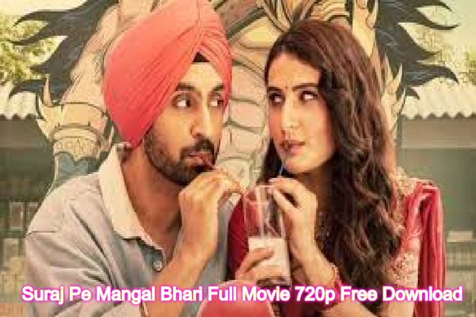 Suraj Pe Mangal Bhari Full Movie 720p Free Download Online Leaked By Tamilrockers, Movierulz, Filmyzilla, Telegram, And Other Torrent Sites?