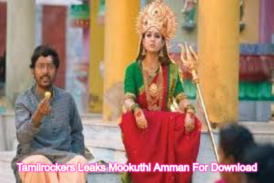 Tamilrockers Leaks Mookuthi Amman For Download Within Hours Of Its Release
