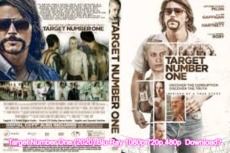 Target Number One (2020) Blu-Ray 1080p 720p 480p Dual Audio [Hindi, English] [Crime/Thriller Film]: Info, Release Date, Cast, Trailer, Download?