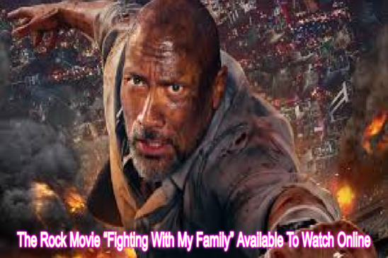 "The Rock Movie ""Fighting With My Family"" Available To Watch Online On Amazon Prime Video and Hulu - techkashif"