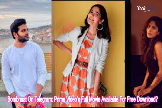 Bombhaat On Telegram: Prime Video's Full Movie Available For Free Download?