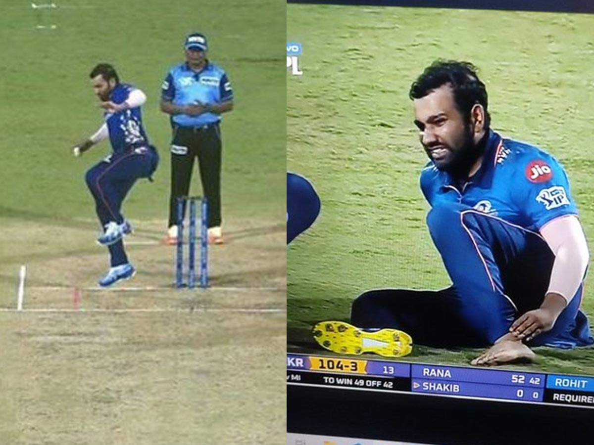Rohit Sharma bowling, Fijio had to come to the ground again – Bollywood News: Latest Bollywood News & Bollywood Gossip
