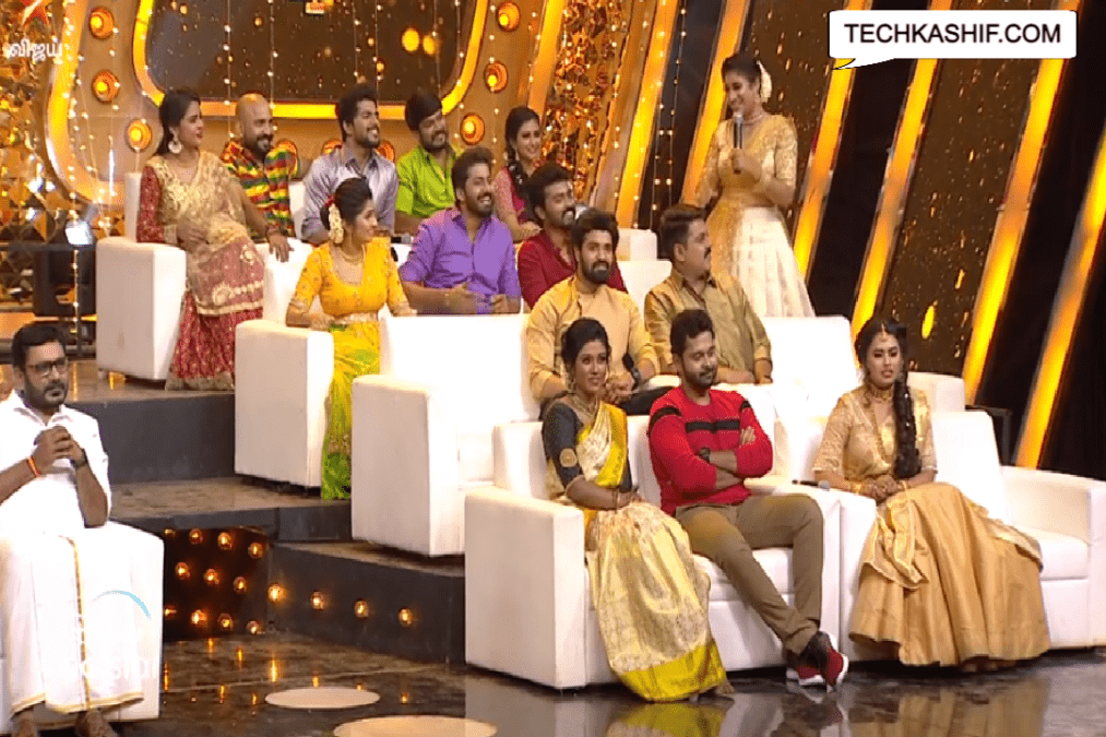 List of winners of the Vijay TV Awards 2021_ who are the winners